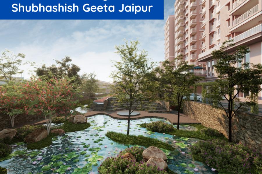 4 Health-Oriented Amenities Offered in Luxury Flats in Shubhashish Geeta Jaipur