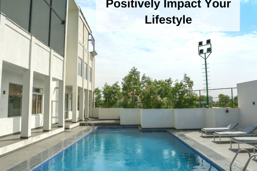 How a Resort Theme Apartment Living can Positively Impact Your Lifestyle